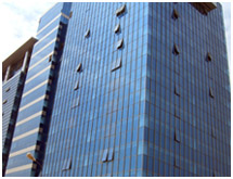 Unitised Curtain Wall