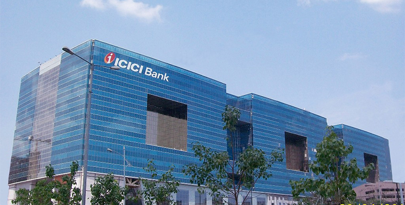 Major completed projects icici bank hyderabad